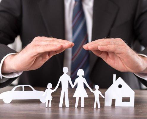 Versicherungen schützen Ihr Hab und Gut