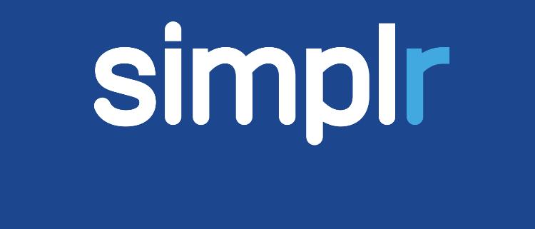 Startbildschirm iphone simplr